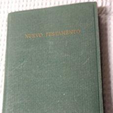 Vintage: NUEVO TESTAMENTO A.F.E.B.E. 1965. Lote 264705509