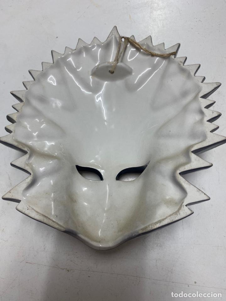Vintage: Mascara de porcelana - Foto 5 - 268619269