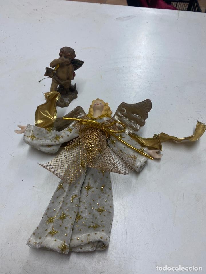 ANGELITOS (Vintage - Decoración - Varios)