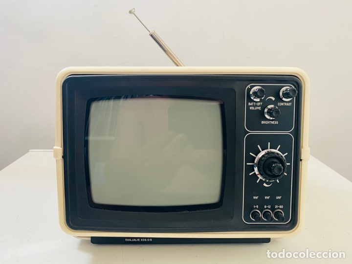 Vintage: Shiljalis 405 TV Vintage URSS - Foto 4 - 268716714
