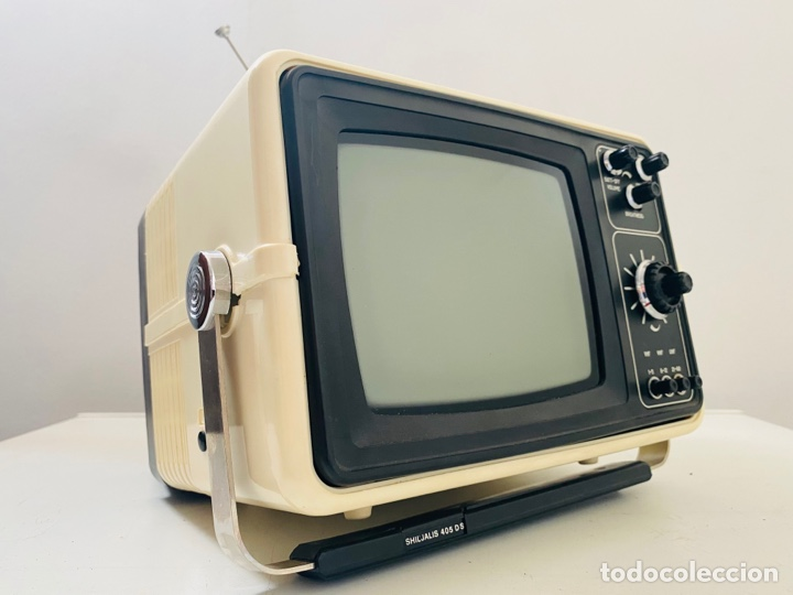 Vintage: Shiljalis 405 TV Vintage URSS - Foto 5 - 268716714