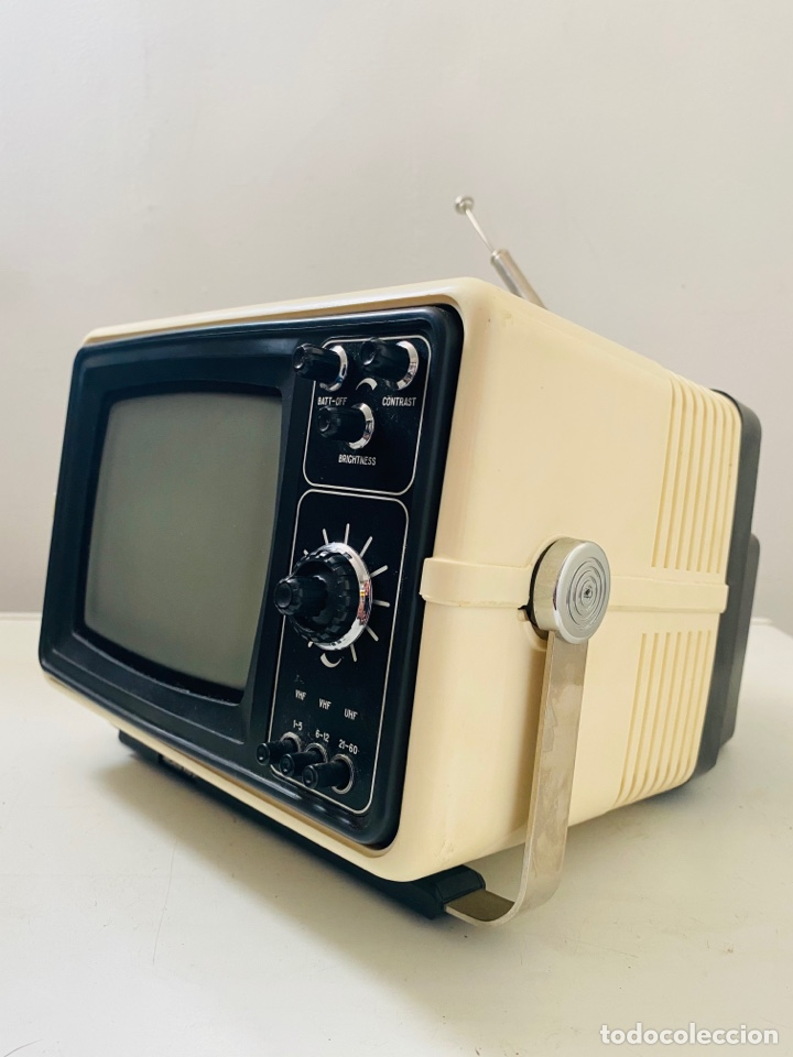 Vintage: Shiljalis 405 TV Vintage URSS - Foto 7 - 268716714