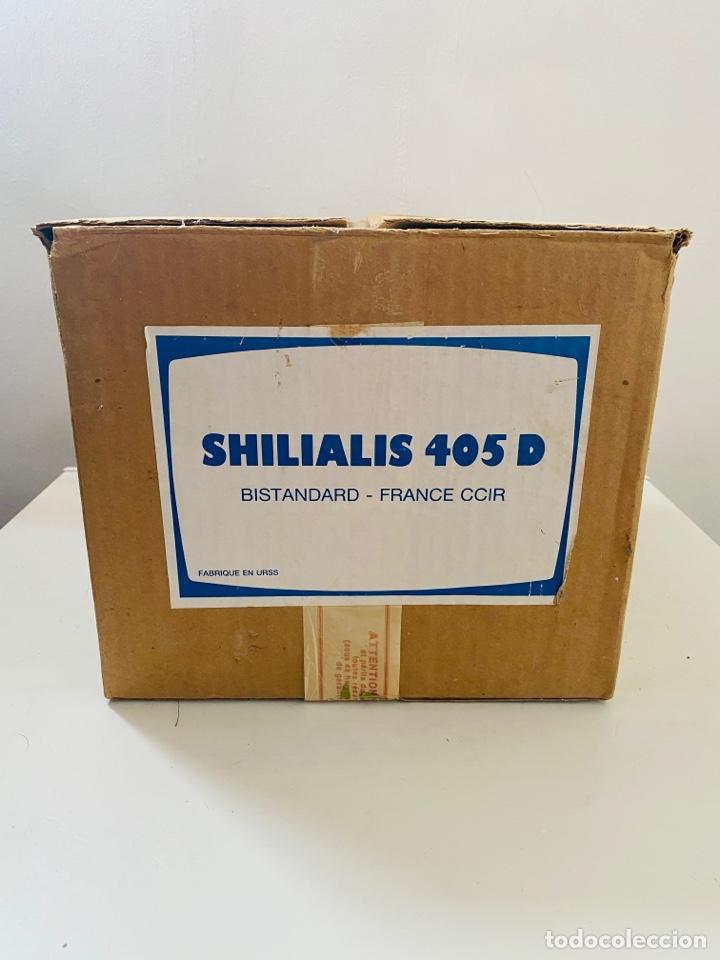 Vintage: Shiljalis 405 TV Vintage URSS - Foto 12 - 268716714