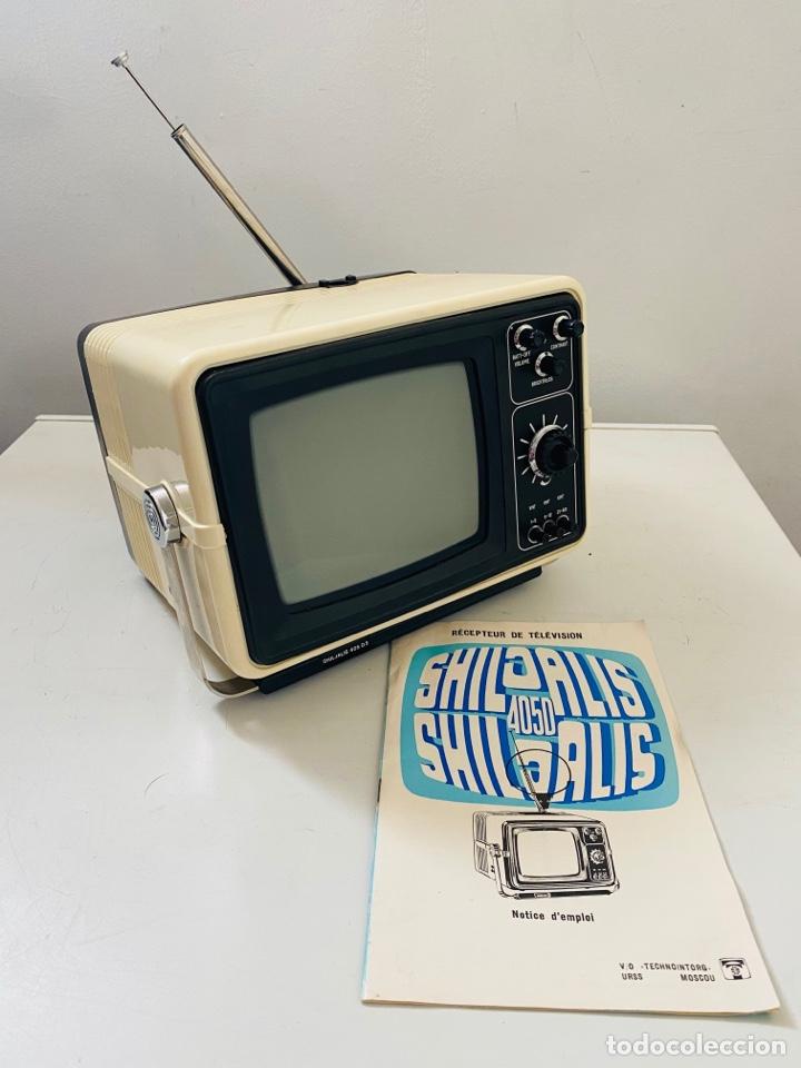 SHILJALIS 405 TV VINTAGE URSS (Vintage - Varios)