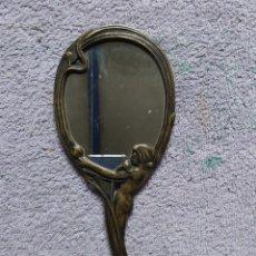 Vintage: ESPEJO DE TOCADOR ESTILO MODERNISTA, EN BUEN ESTADO.. Lote 270171653