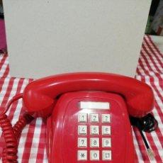 Vintage: T 1 - TELÉFONO HERALDO CITESA ROJO.. Lote 270355218