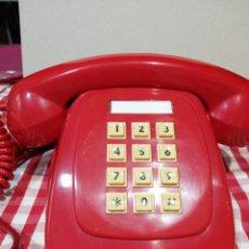 Vintage: T 2 - TELÉFONO HERALDO CITESA ROJO.. Lote 270359868