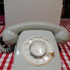 Vintage: T 3 - TELÉFONO HERALDO CITESA DE RUEDA GRIS.. Lote 270364208