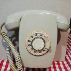 Vintage: T 6 - TELÉFONO HERALDO CITESA DE RUEDA PARA PARET GRIS.. Lote 270375348