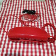 Vintage: T 7 - TELÉFONO CITESA MÁLAGA. GÓNDOLA ROJO.DE LOS MÁS ANTIGUOS.. Lote 270379153