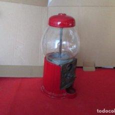 Vintage: MAQUINA DE CHICLES DECORACION. Lote 276110823