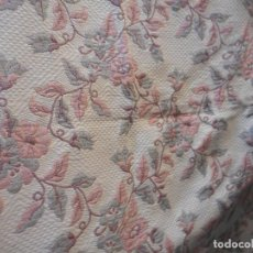 Vintage: BONITO TENDIDO FLORES. DOBLE FAZ. MEDIDAS 240*160 CM. Lote 276680158