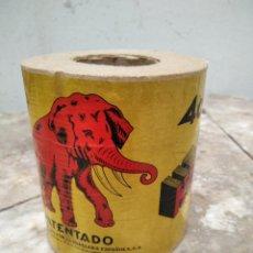 Vintage: PAPEL WC ELEFANTE. SIN ESTRENAR. Lote 276723973