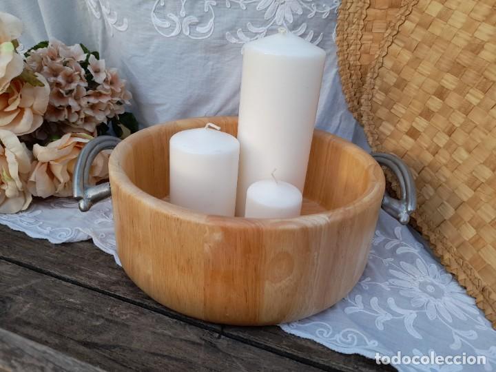 Vintage: Frutero madera natural - Foto 2 - 276961188