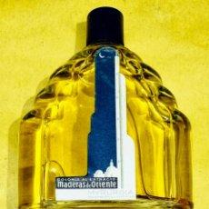 Vintage: FRASCO DE COLONIA DE ESENCIA DE MADERAS DE ORIENTE, DE MYRURGIA TIPO 1/2. Nº 601. Lote 277253713