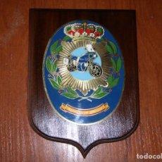 Vintage: METOPA POLICIA NACIONAL RADIO PATRULLAS BARCELONA. Lote 277272008