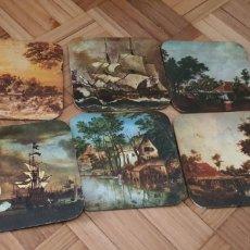 Vintage: POSAVASOS VINTAGE. Lote 277275068