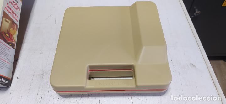 Vintage: fisher-price portable record player tocadiscos a pilas nuevo en su caja 1983 hong kong - Foto 3 - 278425483