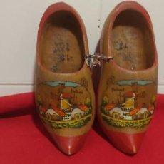 Vintage: 2 ZOCOS HOLADES. Lote 278955373