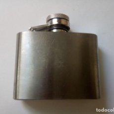 Vintage: PETACA PEQUEÑA DE 2 ONZAS. Lote 280815543