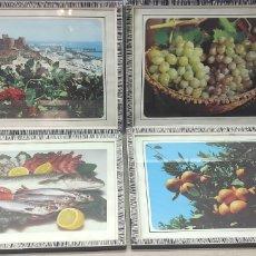 Vintage: CUADROS LÁMINAS IMÁGENES DE ALMERÍA. AÑOS 70/80. Lote 282476588