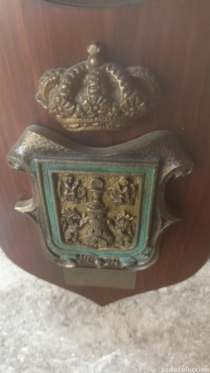 Vintage: Metopa escudo de Lugo - Foto 2 - 287703503