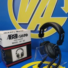 Vintage: AURICULARES VINTAGE ABBA SOUND MODEL HP-303 STEREO HEADPHONE. Lote 287926703