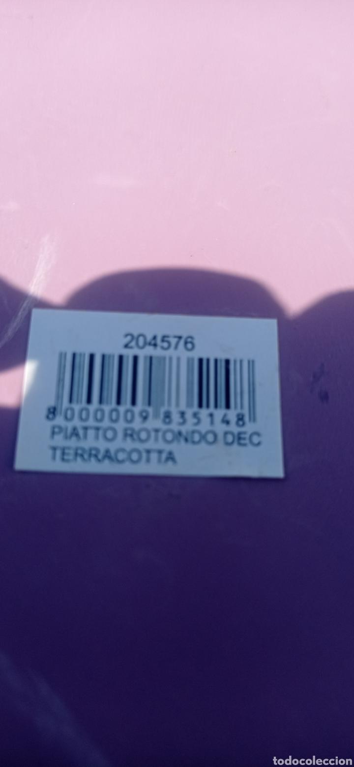Vintage: Plato de Terracota - Foto 4 - 287994618