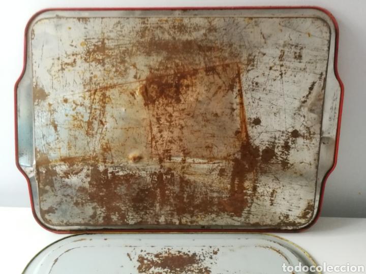 Vintage: Bandejas de hojalata vintage Coca Cola y BMW - Foto 3 - 288608963