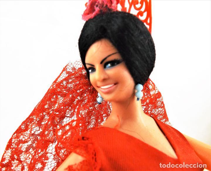 Vintage: Marín (Chiclana) Originales. Pareja Flamenca - Foto 5 - 288696788