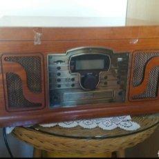 Vintage: TOCADISCOS VINTAGE. Lote 288861593