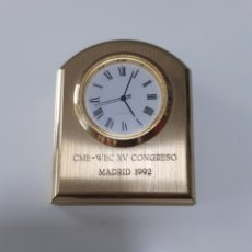 """Vintage: PISAPAPELES CONMEMORATIVO """" CONSEJO MUNDIAL DE ENERGÍA """".. Lote 289873053"""