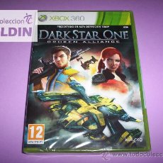 Xbox One: DARK STAR ONE BROKEN ALLIANCE NUEVO PRECINTADO XBOX 360 OFERTA. Lote 27053344