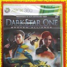 Xbox One: JUEGO XBOX 360 DARKSTAR ONE. Lote 39745080