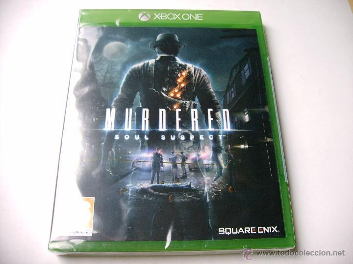 MURDERED SOUL SUSPECT XBOX ONE (NUEVO) (Juguetes - Videojuegos y Consolas - Xbox One)