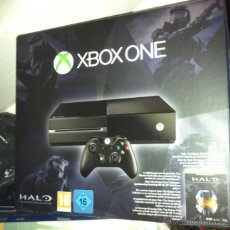 Xbox One: CAJA VACIA XBOX ONE HALO. Lote 134280958