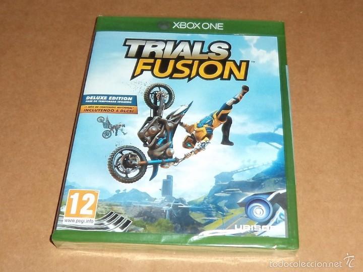 TRIALS FUSION PARA XBOX ONE, A ESTRENAR, PAL (Juguetes - Videojuegos y Consolas - Xbox One)