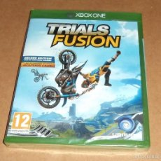 Xbox One: TRIALS FUSION PARA XBOX ONE, A ESTRENAR, PAL. Lote 55730028