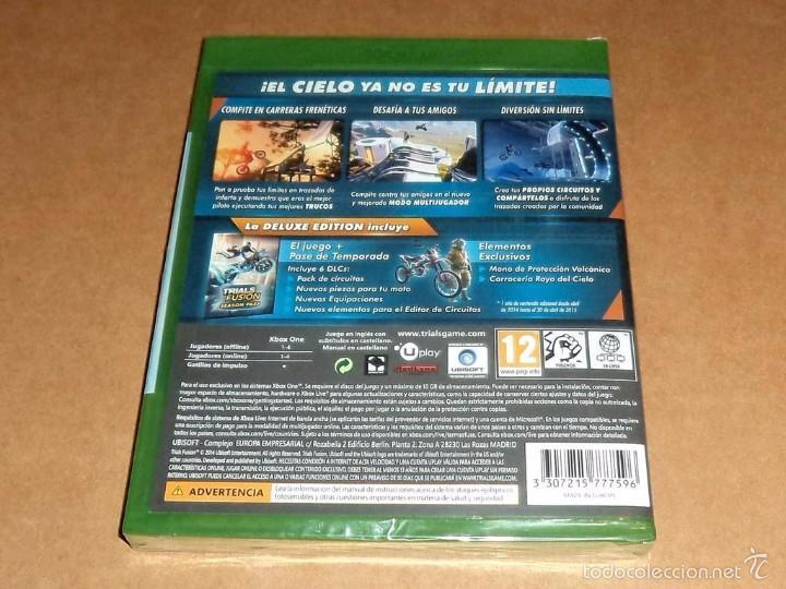 Xbox One: Trials Fusion para XBOX ONE, a estrenar, Pal - Foto 2 - 55730028