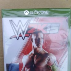Xbox One: JUEGO W2K15 NUEVO SIN ABRIR. Lote 62510904