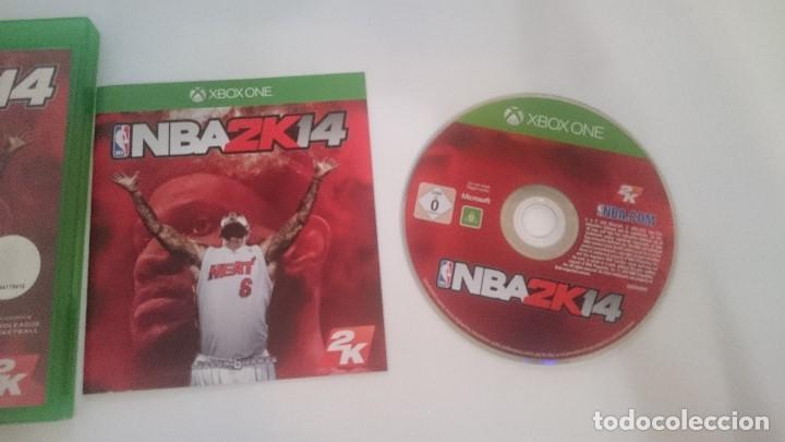 Xbox One: JUEGO NBA 2K14 2K 14 2014 PAL MICROSOFT XBOX ONE ESPAÑA - Foto 2 - 63756191