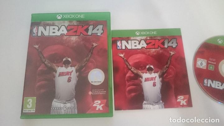 Xbox One: JUEGO NBA 2K14 2K 14 2014 PAL MICROSOFT XBOX ONE ESPAÑA - Foto 3 - 63756191