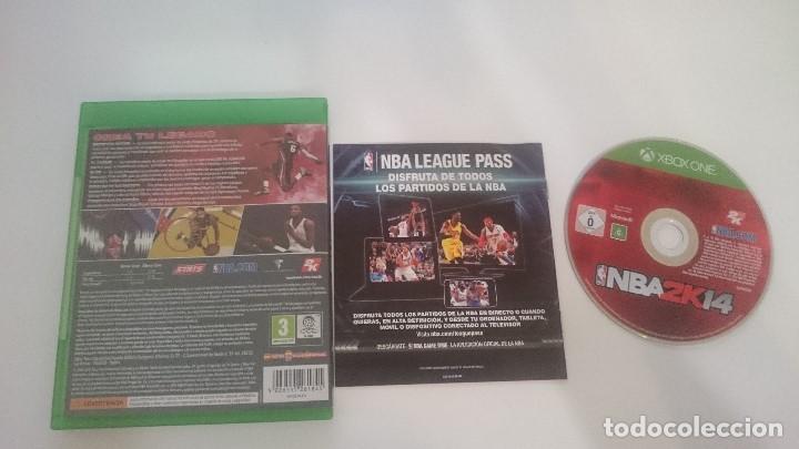 Xbox One: JUEGO NBA 2K14 2K 14 2014 PAL MICROSOFT XBOX ONE ESPAÑA - Foto 4 - 63756191