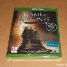 Xbox One: GAME OF THRONES - A TELLTALLE GAMES SERIES PARA XBOX ONE, A ESTRENAR, PAL. Lote 70586397