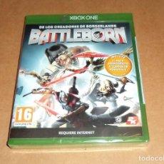 Xbox One: BATTLEBORN PARA XBOX ONE, A ESTRENAR, PAL. Lote 71034073