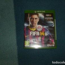 Xbox One: FIFA 14 PARA XBOX ONE. Lote 81325360