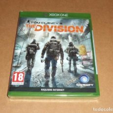Xbox One: TOM CLANCY'S : THE DIVISION PARA MICROSOFT XBOX ONE, A ESTRENAR, PAL. Lote 81865856