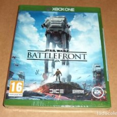 Xbox One: STAR WARS : BATTLEFRONT PARA MICROSOFT XBOX ONE, A ESTRENAR, PAL. Lote 81865916