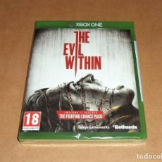 Xbox One: EVIL WITHIN PARA MICROSOFT XBOX ONE, A ESTRENAR, PAL. Lote 87135823