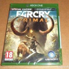 Xbox One: FAR CRY PRIMAL S.E. PARA MICROSOFT XBOX ONE, A ESTRENAR, PAL. Lote 85947996